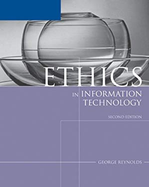Ethics in Information Technology 9781418836313