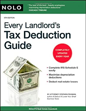 Every Landlord's Tax Deduction Guide 9781413309065