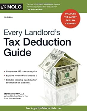 Every Landlord's Tax Deduction Guide 9781413317688