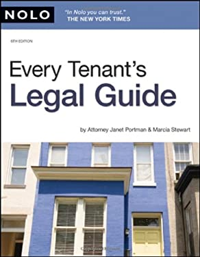 Every Tenant's Legal Guide 9781413310153