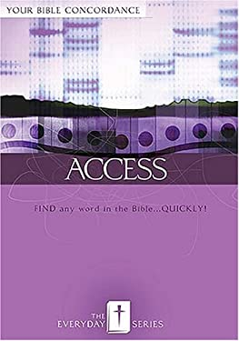 Everyday Access: Your Bible Concordance 9781418505646