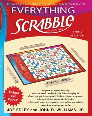 Everything Scrabble: Crossword Game 9781416561750