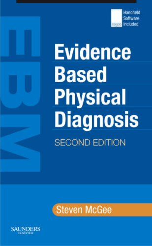 Evidence-Based Physical Diagnosis [With Handheld Software Access Code] 9781416028987