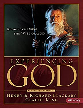 Experiencing God (Member Book): Knowing and Doing the Will of God 9781415858387