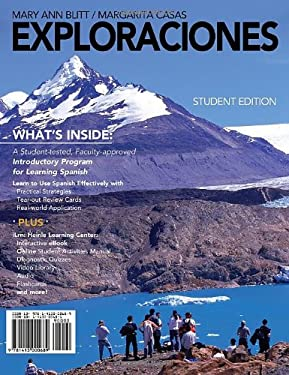 Exploraciones (with Ilrn Heinle Learning Center Printed Access Card) 9781413000689