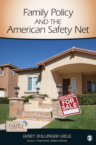 Family Policy and the American Safety Net 9781412998949