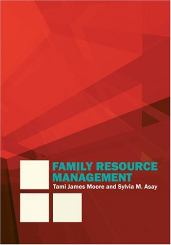Family Resource Management 9781412937504