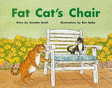 Fat Cat's Chair 9781418924348
