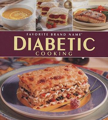 Favorite Brand Name Diabetic Cooking 9781412776233