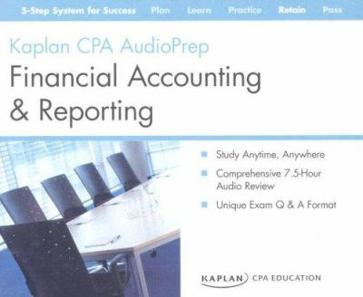 CPA Exam: Audio Review CDs Financial Accounting and Reporting 9781419591129