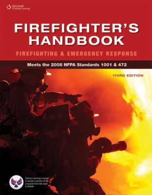 Firefighter's Handbook: Firefighting & Emergency Response 9781418073206