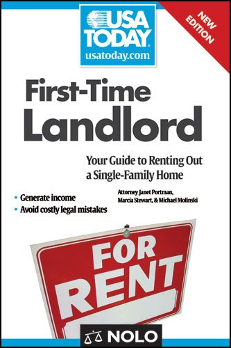 First-Time Landlord: Your Guide to Renting Out a Single-Family Home 9781413316278