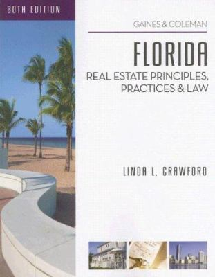 Florida Real Estate Principles, Practices & Law 9781419588785