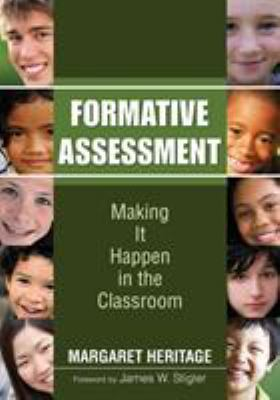 Formative Assessment: Making It Happen in the Classroom 9781412975049