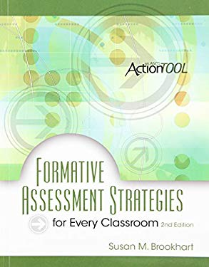 Formative Assessment Strategies for Every Classroom 9781416610830