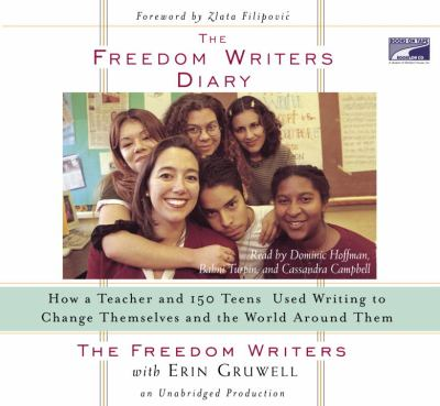Freedom Writers Diar (Lib)(CD) 9781415928646