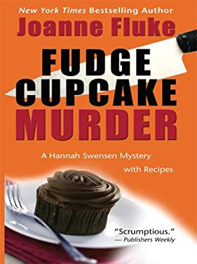 Fudge Cupcake Murder 9781410413017