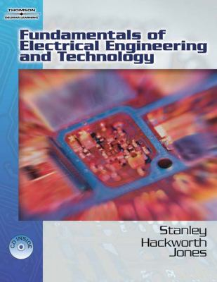 Fundamentals of Electrical Engineering and Technology [With CDROM] 9781418000202
