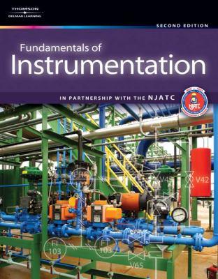 Fundamentals of Instrumentation [With CDROM] 9781418073510