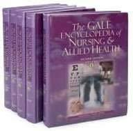 Gale Ency Nurse Alld Hlth 2 5v 9781414403748