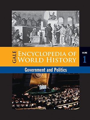 Gale Encyclopedia of U.S. History: Governments 9781414431529