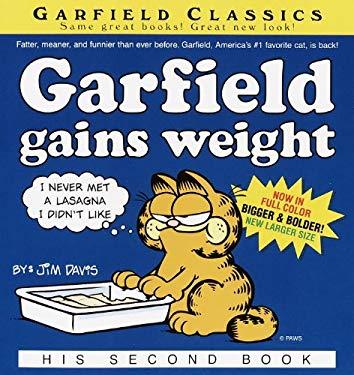 Garfield Gains Weight 9781417630196
