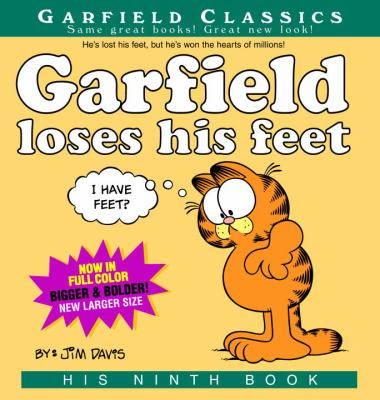Garfield Loses His Feet 9781417708673
