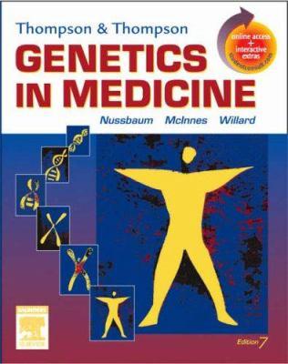 Genetics in Medicine 9781416030805