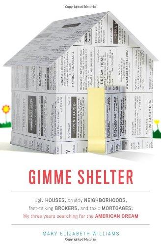 Gimme Shelter 9781416557081