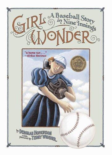 Girl Wonder: A Baseball Story in Nine Innings 9781416913931