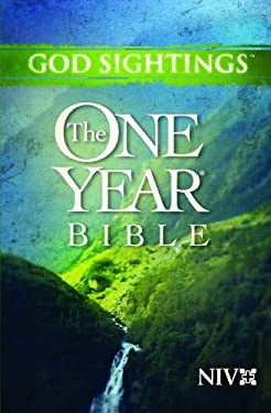 God Sightings: One Year Bible-NIV 9781414334431