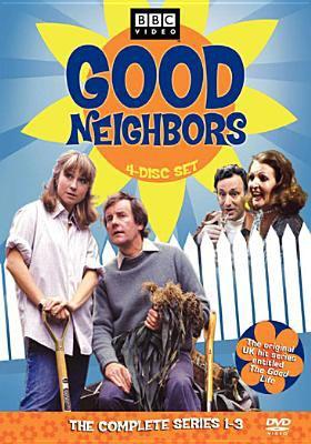 Good Neighbors: The Complete Series 1-3 9781419805103