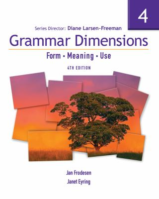 Grammar Dimensions, Book 4: Form, Meaning, and Use [With Access Code]