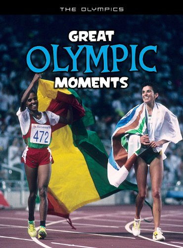 Great Olympic Moments 9781410941299