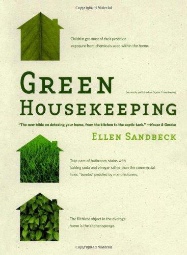Green Housekeeping 9781416544555