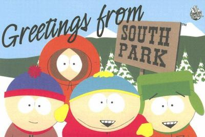 Greetings from South Park 9781416947516