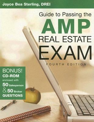 Guide to Passing the AMP Real Estate Exam [With CDROM] 9781419500497