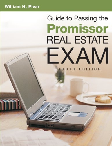 Guide to Passing the Promissor Real Estate Exam 9781419594083