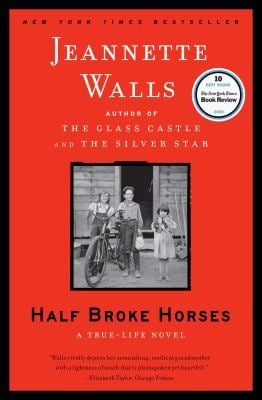 a grandmothers perspective in half broke horses a novel by jeannette walls Jeannette walls's memoir the glass castle was nothing short of spectacular (entertainment weekly) now, in half broke horses, she brings us the story of her grandmother, told in a first-person voice that is authentic, irresistible, and triumphant those old cows knew trouble was coming before w.