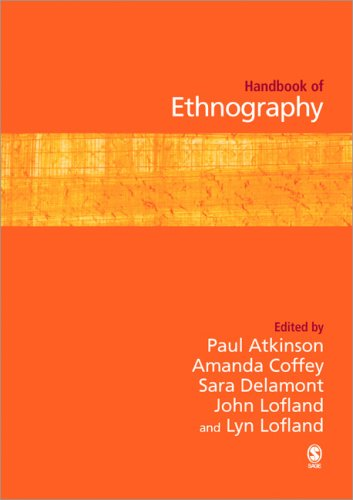 Handbook of Ethnography 9781412946063