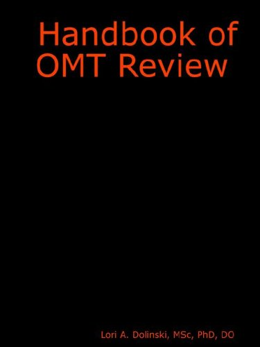 Handbook of OMT Review 9781411663213