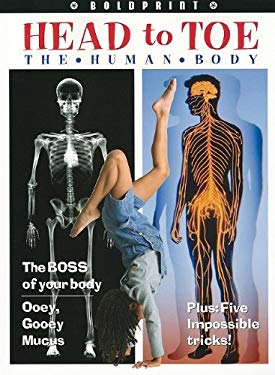 Steck-Vaughn Boldprint: Student Edition Grade 5 Head to Toe: The Human Body 9781419023880