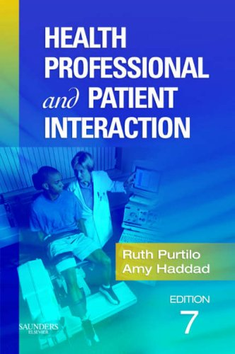 Health Professional and Patient Interaction 9781416022442