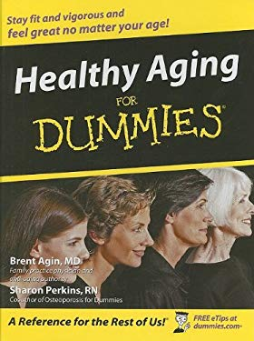 Healthy Aging for Dummies 9781410414540