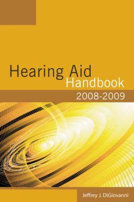 Hearing Aid Handbook 9781418051983