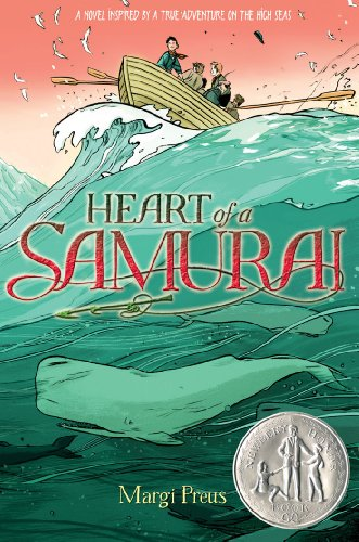 Heart of a Samurai 9781419702006