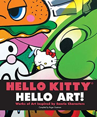 Hello Kitty, Hello Art! 9781419704536