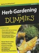 Herb Gardening for Dummies 9781410434067