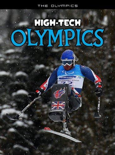 High-Tech Olympics 9781410941213