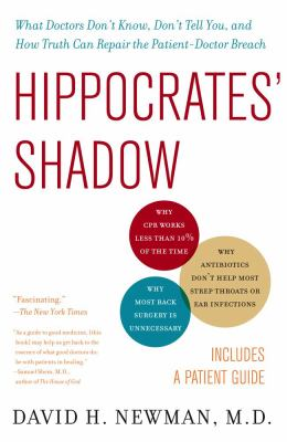Hippocrates' Shadow 9781416551546